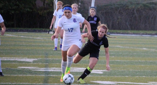 Girls Soccer hosts State Quarterfinal Saturday