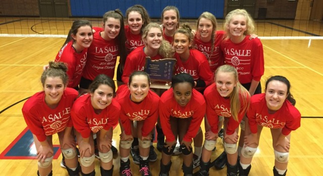 Falcon Volleyball in State Quarterfinal Friday @ 8am