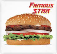 Carl Jr famous star