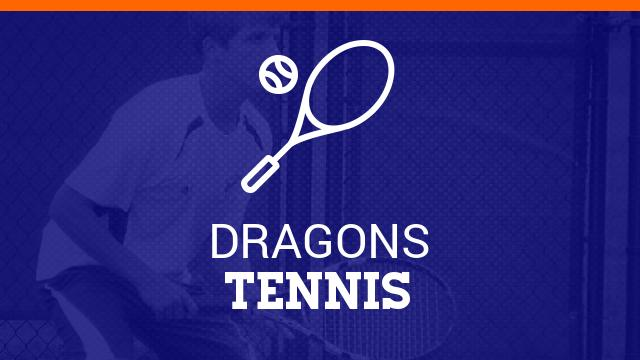Boys Tennis: Dragons Start the Season off on the Right Foot with a W