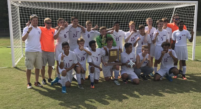 Boys Soccer: Dragons Get Revenge, and 1st Sectional Title
