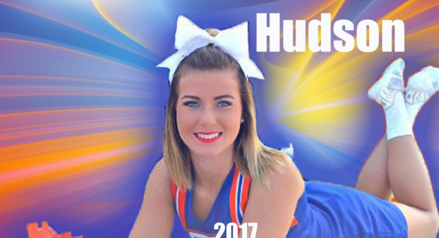 Cheerleading: Hudson Name All-Sate