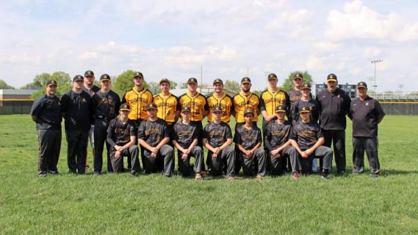 Clarksville Baseball Varsity Team 2017