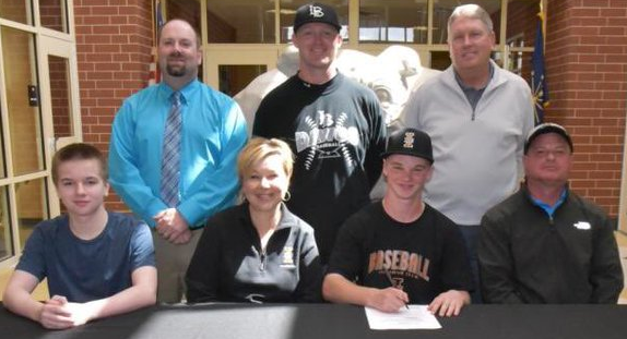 Austin Begley Signs to Play Baseball for Indiana Tech