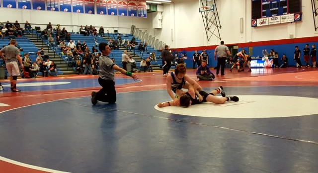 Men's Wrestling results from Madras Tournament – Jan. 21