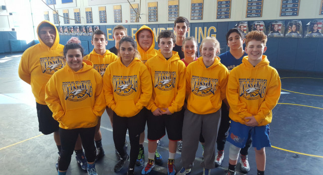 Wrestlers ready for State!