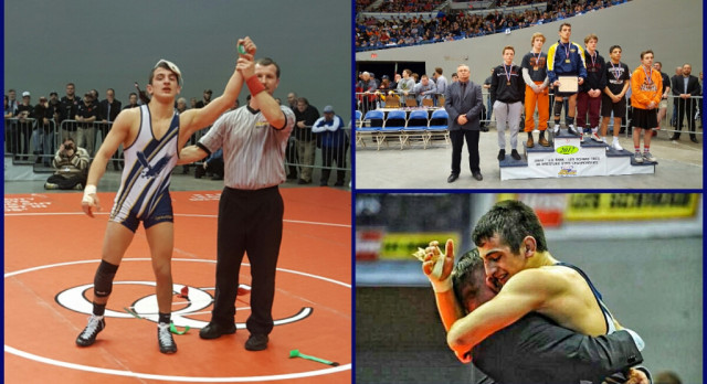 Congrats to State Champ Shaner