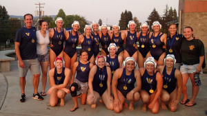HRV Girls Water Polo Wins Home Tournament