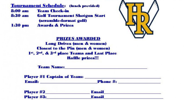 Sign Up for Hall of Fame Golf Now!