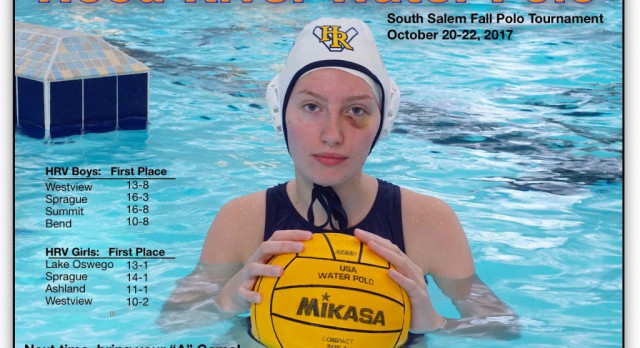 Boys' and Girls' Water Polo dominate at South Salem