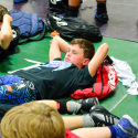 Summer wrestling camp