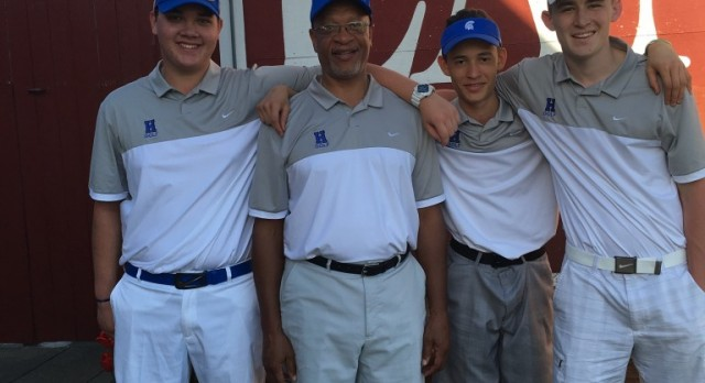 Hillsboro High School Boys Varsity Golf ties Wilsonville High School 0-0