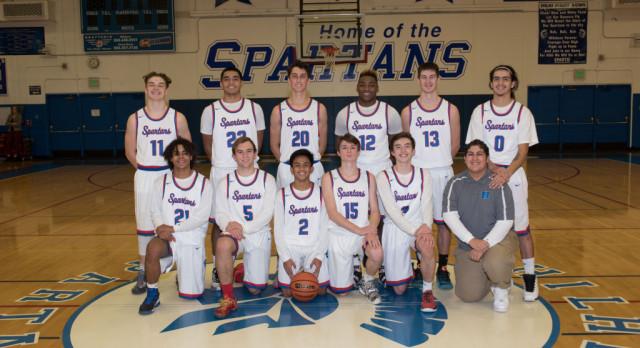 2016-17 Boys Varsity Basketball