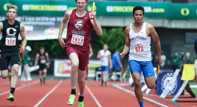 Boys State Track – Relay Again Upsets Formchart