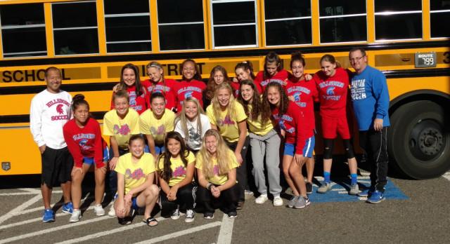 Girls Varsity Soccer Beats Hood River in 1st Round