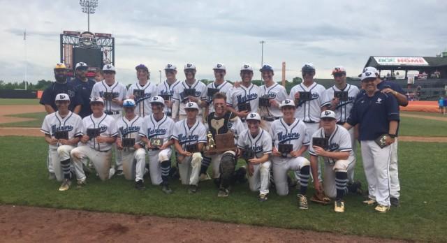 2016 Maryland AA State Baseball Champions