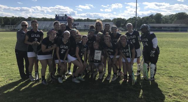 2017 Potomac Division Champions Girls Lacrosse