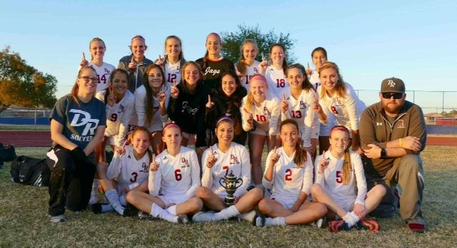 Girls Soccer Captures Holiday Championship!