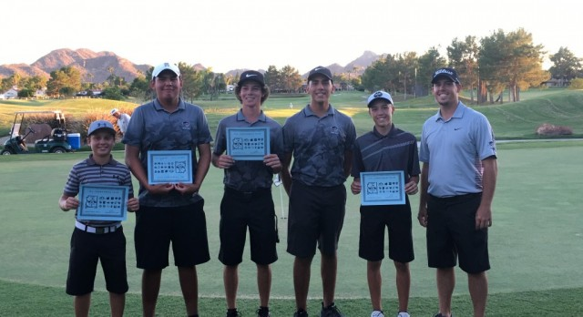 Golfers Finish 2nd at Rivalry Cup