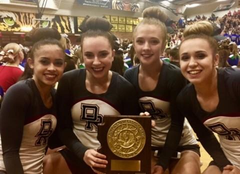 Stunt Cheer – State Champions!!