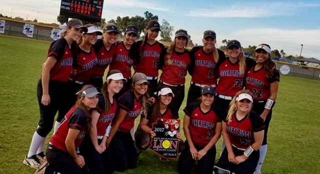 Jag Softball Red Mountain CHAMPS!