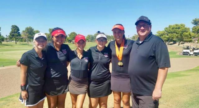 Beyer & Jag Girls Golf Shine!