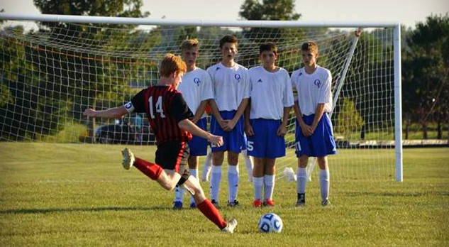 Edgewood Soccer plays WIC Crossover Games at EHS on Sat, Sept 24