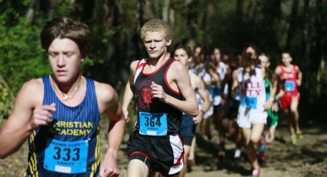 Austin Haskett to Compete at IHSAA State Championship XC Meet Sat, Oct 29