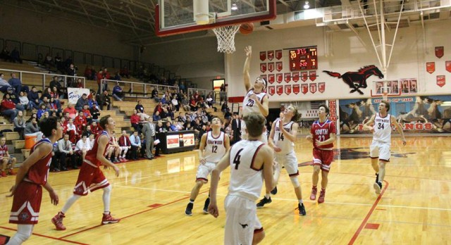 Mustang Boys Basketball to play Northview for WIC Championship Title