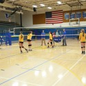 Lady Rocket Volleyball