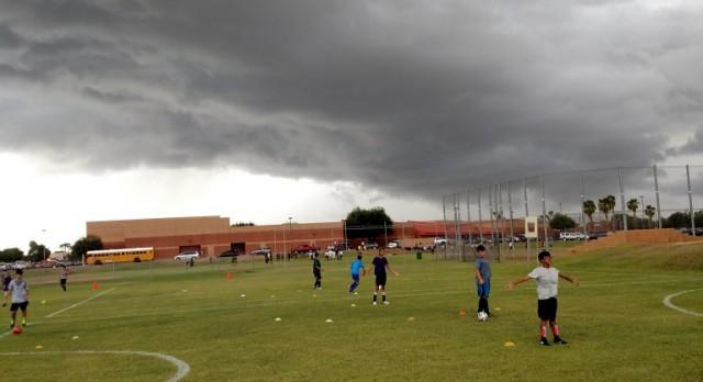 Junior High Boys Soccer Looks to Return Strong After Break