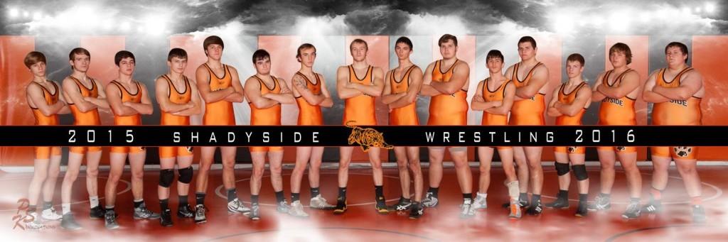 Wrestling Team 2015