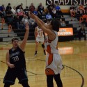 Girls Varsity Basketball vs. Bridgeport 12-14-15