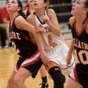 Girls Varsity Basketball vs. Bellaire 12-7-15