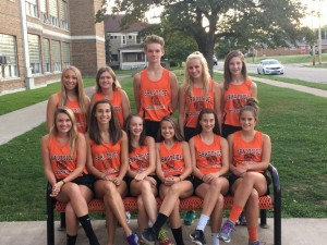 Cross Country Team B