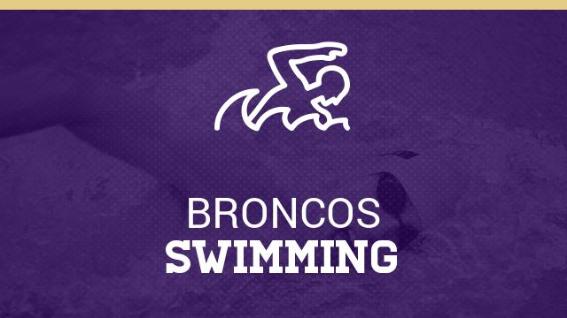 Strong Start by Bronco Swimmers