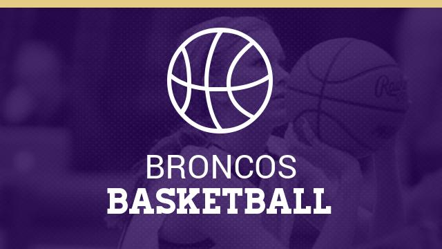 Lady Bronco Summer Basketball Camp