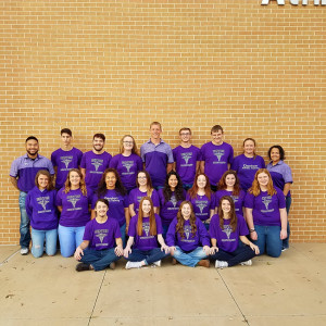 2016-2017 Student Athletic Trainers