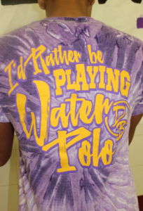 Denton High School Water Polo