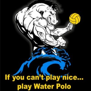 Denton Girls Water Polo logo