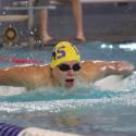 Seth Herrmann - Denton High School Swim Team 2016-17