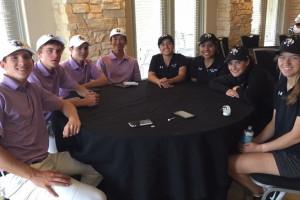 Bronco Golfers @ Champions Circle