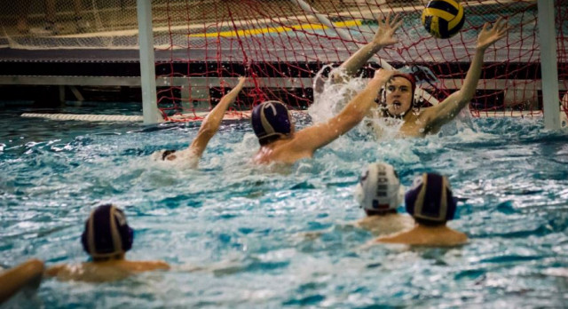 Water Polo Teams Earn Split at Marcus Invitational