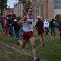 Boys Cross Country at the Culver Military Invite