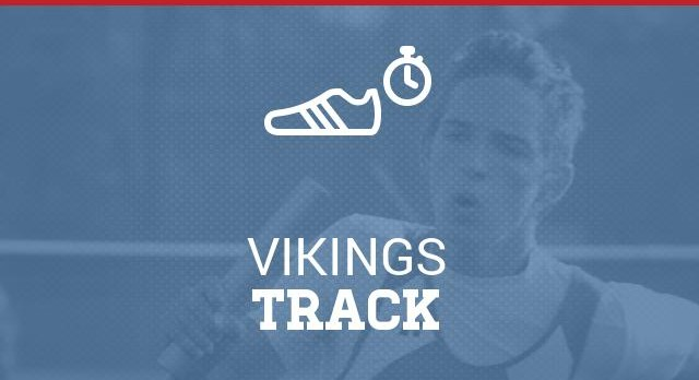 VASJ TRACK – Vikings win 2 district titles; send 2 individuals and 3 relays to regional