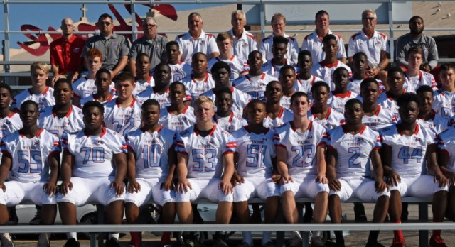 VASJ FOOTBALL – Vikings grind out first win of season at Gilmour