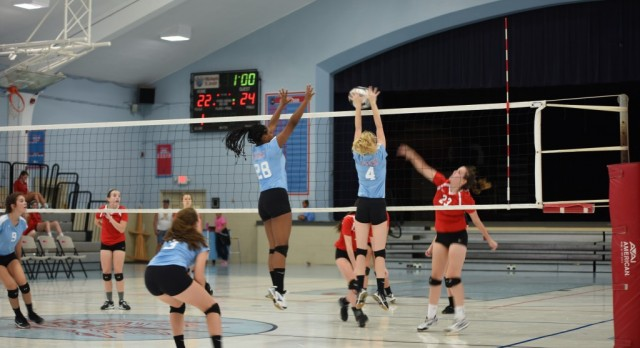VASJ VOLLEYBALL – Vikings are on a roll after some early close losses