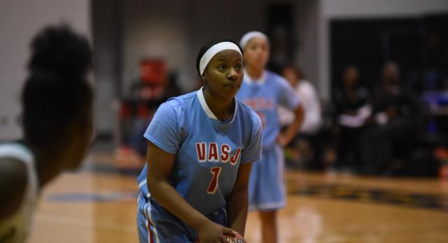 VASJ GIRLS BASKETBALL – Nasiah Joe earns News-Herald Classic MVP in all-star win