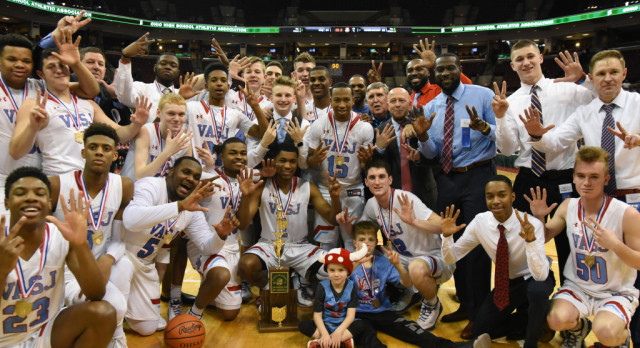VASJ BOYS BASKETBALL – Vikings moved up to Division II for 2017-2018