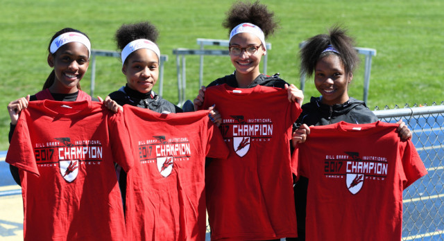 VASJ TRACK – Vikings' run for state starts at D-II Perry District Meet